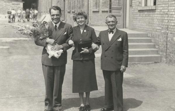 Heimkehr Juni 1955